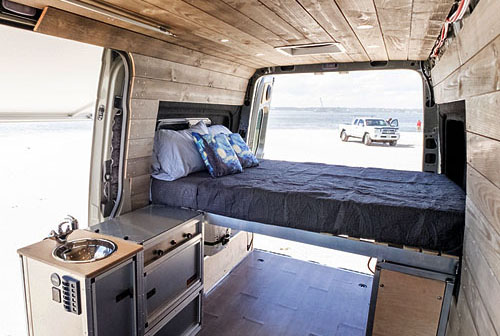 A Showcase Of Van And Minivan Conversion Ideas Vanspiration
